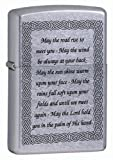 Traditional Old Irish Blessing Toast Zippo Lighter
