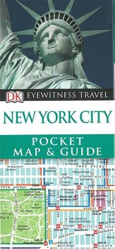 DK Eyewitness Pocket Map and Guide: New York City pdf epub