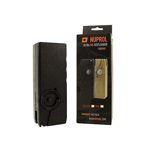 Airsoft Nuprol BB - Cargador para pistola de valines, con ...