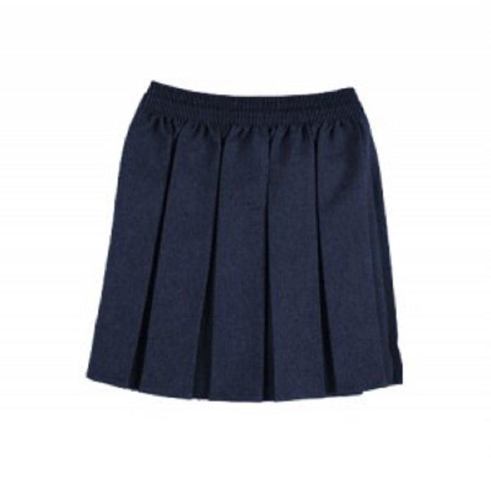 60c20b9285 Grey Pleated Uniform Skirt – DACC