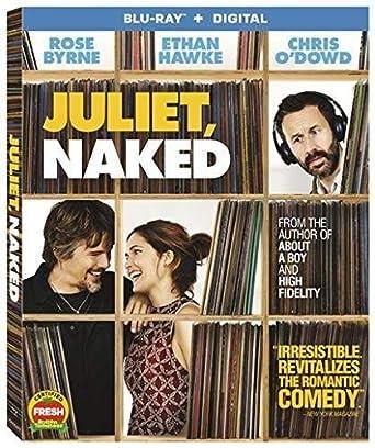 Juliet Naked Blu Ray Amazonca Rose Byrne Ethan Hawke Chris O