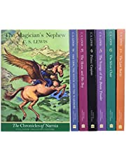 The Chronicles of Narnia: 7 Books in 1 Box Set