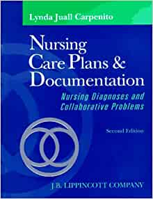 Nursing care plan book online free