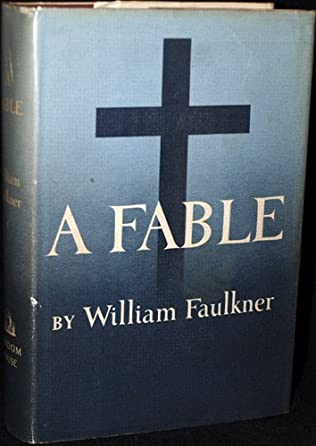 book cover of A Fable