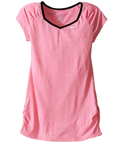 Nike Dri-Fit Cool Girls Training Short Sleeve 641848-617 (XL) by NIKE