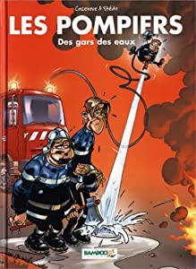 """Afficher """"(Les )pompiers n° 1 Des gars des eaux !"""""""