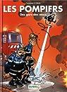 Les Pompiers, tome 1 : Des gars des eaux par Cazenove