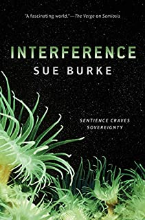 Book Cover: Interference: a novel