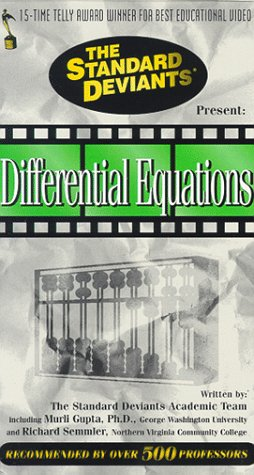The Standard Deviants: Differential Equations