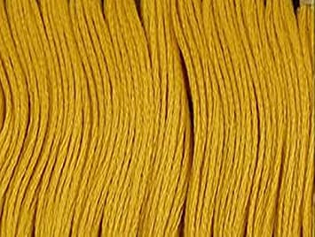 Sticktwist 0,19 € // 1 m Farbe: Orange 016 8 Meter