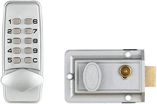 Cerraduras inteligentes,impermeables,máquinas,botones numéricos ...
