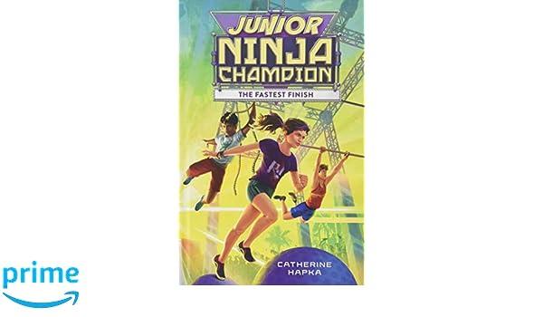 Junior Ninja Champion: The Fastest Finish: Amazon.es ...