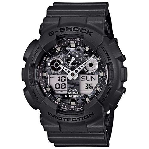 [해외][카시오] CASIO 시계 G-SHOCK Camouflage Dial Series GA-100CF-8A 남성용 [역 수입] / Casio CASIO Watch G-shock Camouflage Dial Series GA-100CF-8A men [Reverse Import]