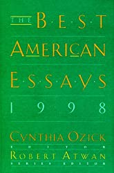 The Best American Essays 1998