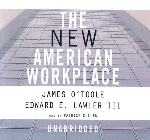 The New American Workplace by Blackstone Audio Inc.