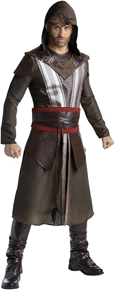 Amazon Com Palamon Men S Assassin S Creed Movie Aguilar Deluxe