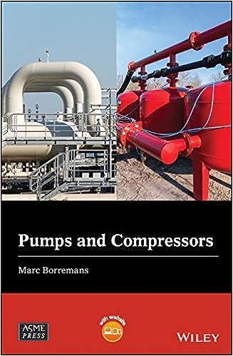 Amazon com: Pumps and Compressors (Wiley-ASME Press Series