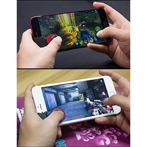 durable modeling Mobile Game Joystick Gaming Controller
