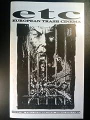 EUROPEAN TRASH CINEMA Vol. 2, No. 2 de Craig…