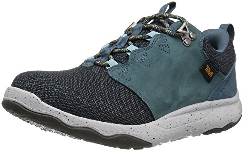Teva Women's W Arrowood Waterproof Hiking Shoe, Indigo Blue, 10 M US by Teva