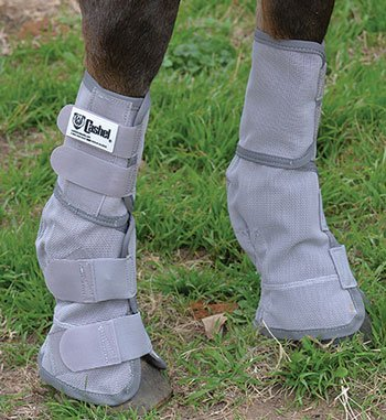 Cashel Crusader Horse Fly Leg Guards Set of Two - Size: Horse (Horse Leg Boots)