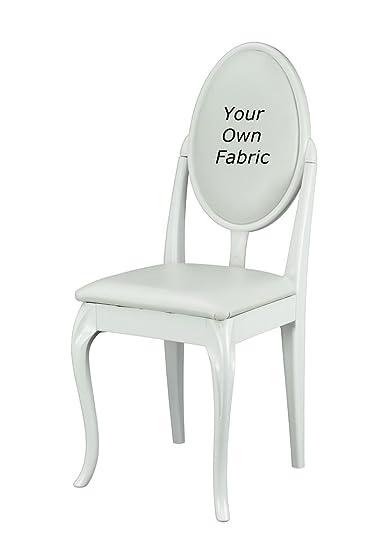 Amazonde Geschwungenen Schlafzimmer Stuhl Französisch Weiß