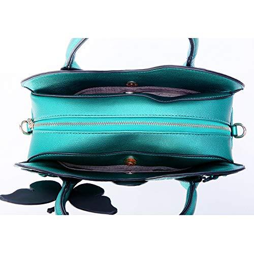 Bag Tracolla A Borsetta Borse Farfalla Bqclou Dipinta b Moda Donna Tote Tracolla Borsa Spalla wxHWw1nq