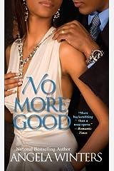 No More Good Paperback