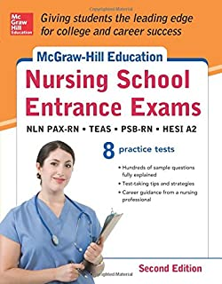 Nursing School Entrance Exams General Review For The Teas Hesi