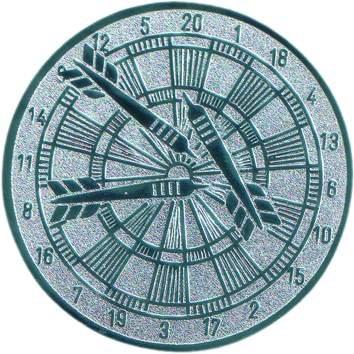 Pokal Emblem Darts 50 mm//silber