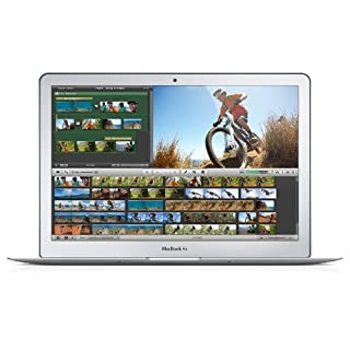Apple MacBook Air MD761LL/A 13.3-Inch Laptop, Intel Core i5 1.3GHz, 4GB Memory, 256GB SSD (Renewed)