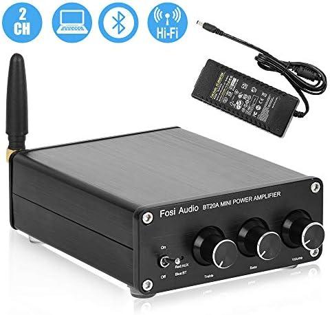 BT20A Bluetooth Audio Amplifier Integrated