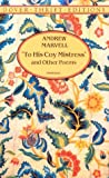 To His Coy Mistress and Other Poems, Andrew Marvell, 0486295443