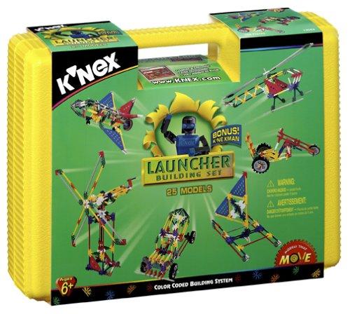Launcher Building Set (22 Models)