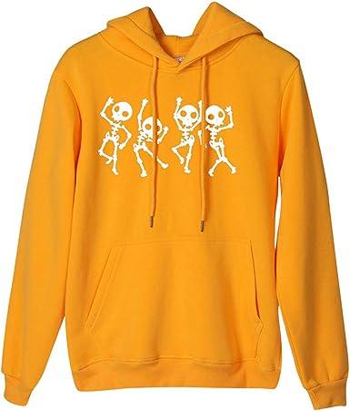 K-Youth Ropa Halloween Gótico Disfraz Sudaderas Adolescentes ...