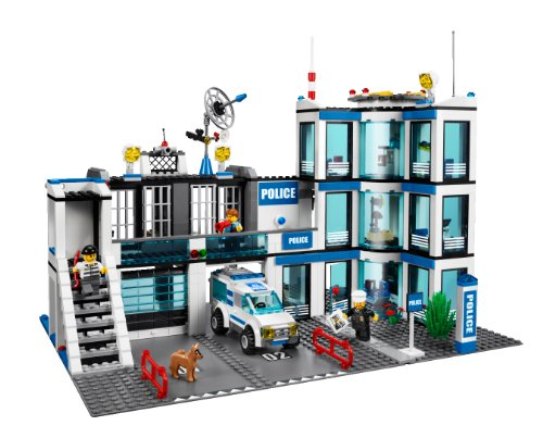 Amazon Lego Police Station 7498 Discontinued By Manufacturer