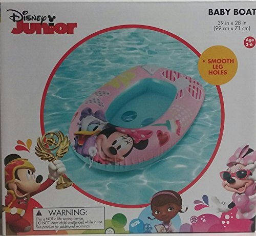 (Disney Junior Minnie Mouse And Daisy Baby Boat)