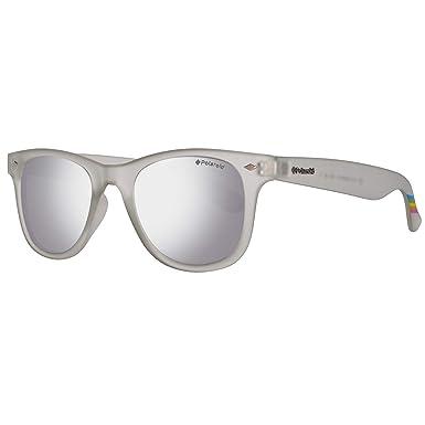 6b5cd5d6eddd Polaroid Polarized Wayfarer Unisex Sunglasses - (PLD 6009 N S 48JB  INF