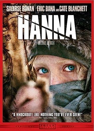 Amazon com: Hanna: Saoirse Ronan, Eric Bana, Cate Blanchett