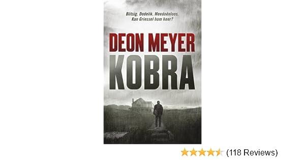 Kobra afrikaans edition kindle edition by deon meyer literature kobra afrikaans edition kindle edition by deon meyer literature fiction kindle ebooks amazon fandeluxe Gallery