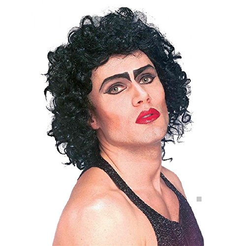 Frank N. Furter Wig Costume Accessory Adult Halloween