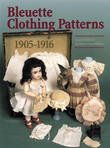 Bleuette Clothing Patterns, 1905-1916