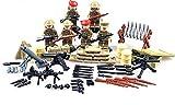 British Armed Forces World War II six body set Custom Minifigure