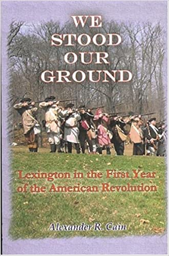 what year was the american revolution
