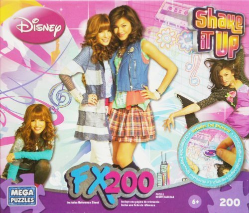 Disney Shake iT Up 200 Piece Jigsaw Puzzle -