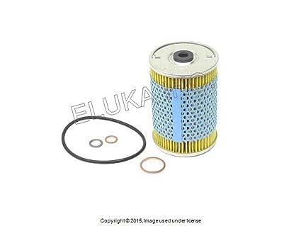 Amazon.com: Mercedes-Benz Oil Filter Kit 560 SL 560 SEL 560 SEC 500 ...