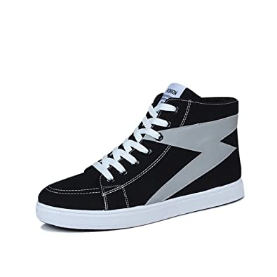 96afe9bb2cf45 Amazon.com   Men'shoes Men's Fashion Sneakers are Casual and High ...
