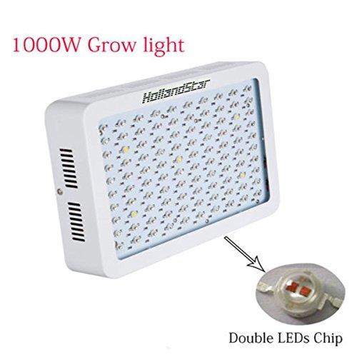 hollandstar led grow light 1000w plant grow lights growing bulbs for. Black Bedroom Furniture Sets. Home Design Ideas