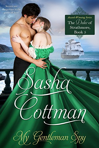 My Gentleman Spy by Sasha Cottman