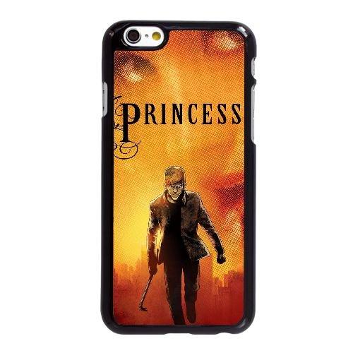 E3T92 Princesse Haute Résolution Affiche R4I3HV coque iPhone 6 Plus de 5,5 pouces cas de couverture de téléphone portable coque noire WV2PLZ1LV
